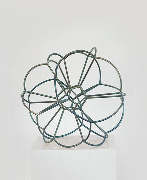 David Fried Abstract Sculpture  systemmer
